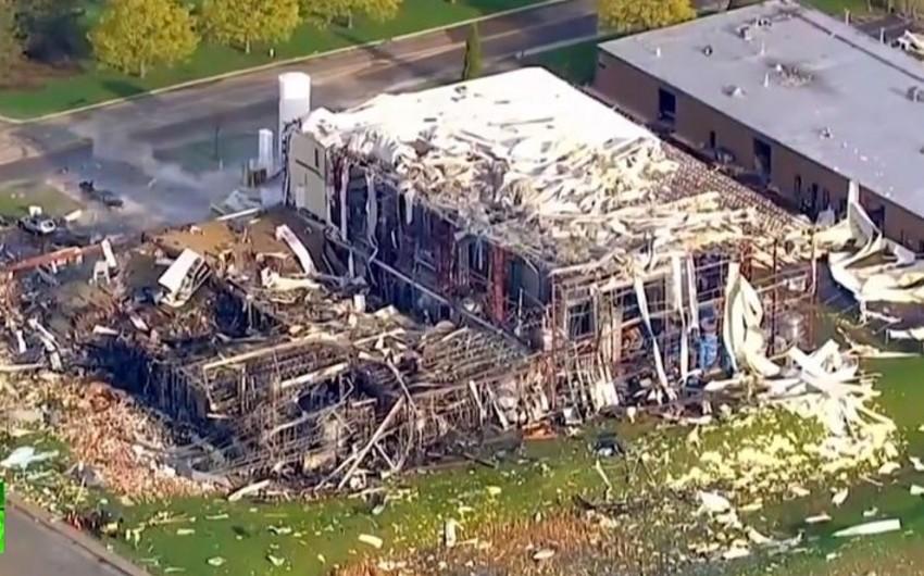 Число жертв при взрыве на химзаводе в США достигло трёх