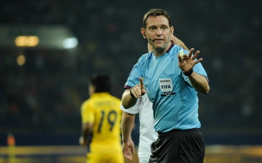 Referees of Qarabag Seville match named