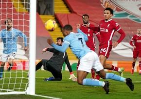 Манчестер Сити крупно обыграл Ливерпуль в матче АПЛ
