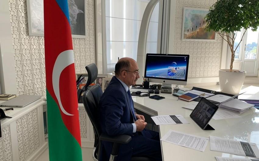 UNESCO Ministers of Culture meet via videoconference