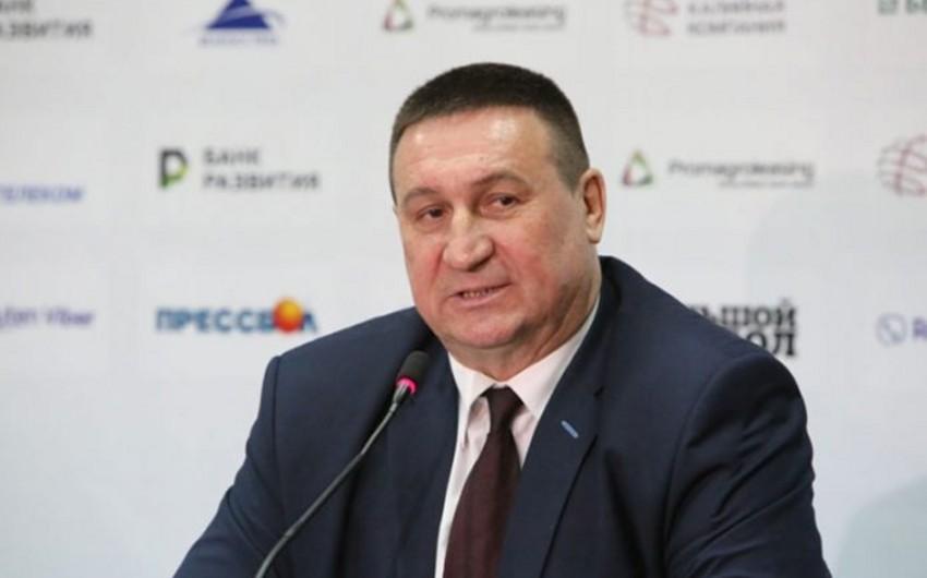 Vladimir Bazanov: Belarusda vəziyyət kritik deyil, çempionat davam edir