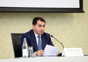 Armenians spread COVID-19 in Europe, says Hikmat Hajiyev