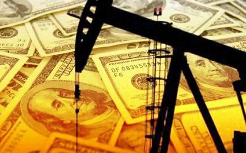 Brent markalı neft yenə ucuzlaşıb