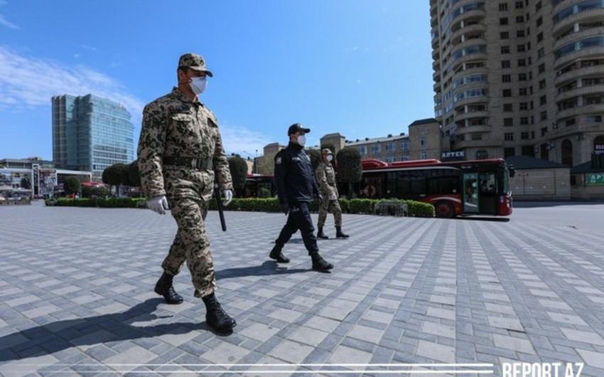 Azərbaycanda karantin rejiminin yumşaldılması dayandırılır