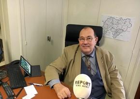 Ermənilər Azərbaycanı dəstəkləyən fransalı deputatı ölümlə hədələyir