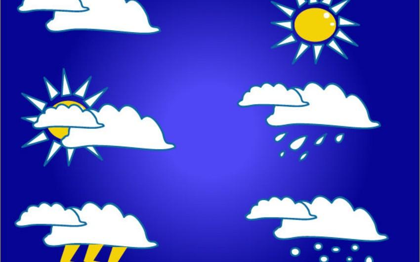 Sabah respublika ərazisində hava yağmursuz keçəcək