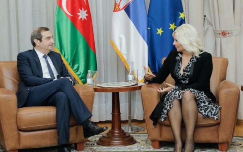 Azərbaycan və Serbiya enerji sahəsində yeni anlaşma memorandumu imzalaya bilər