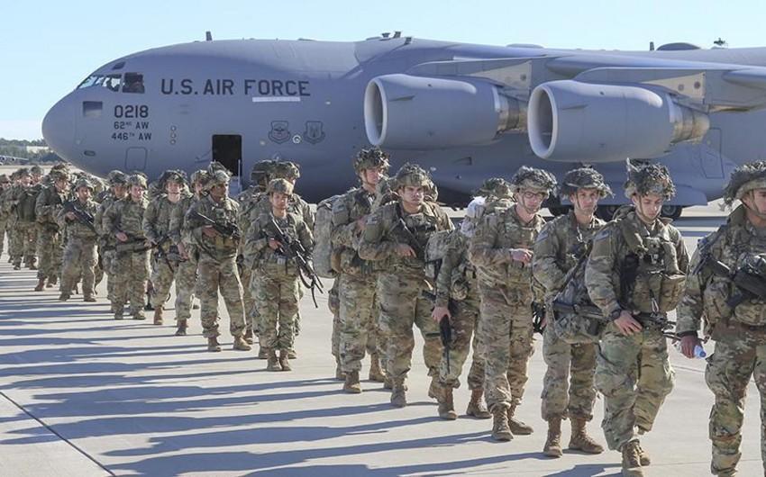 ABŞ-ın iki hərbçisi İraq əsgərləri ilə birlikdə öldürülüb