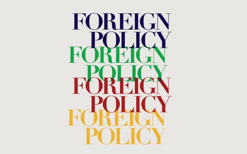 """""""Foreign Policy"""": ATƏT-in Minsk qrupunun fəaliyyəti mənasızdır"""
