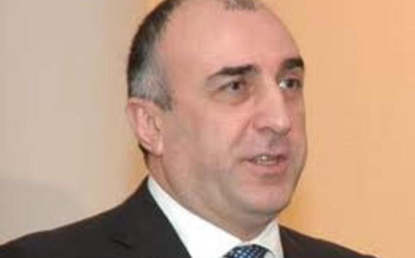 Elmar Məmmədyarov Krakovda ATƏT-in Minsk qrupunun həmsədrləri ilə görüşəcək