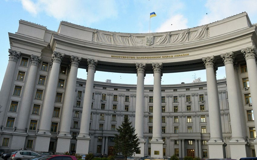 Ukraine Foreign Ministry names priorities for cooperation development with Azerbaijan this year