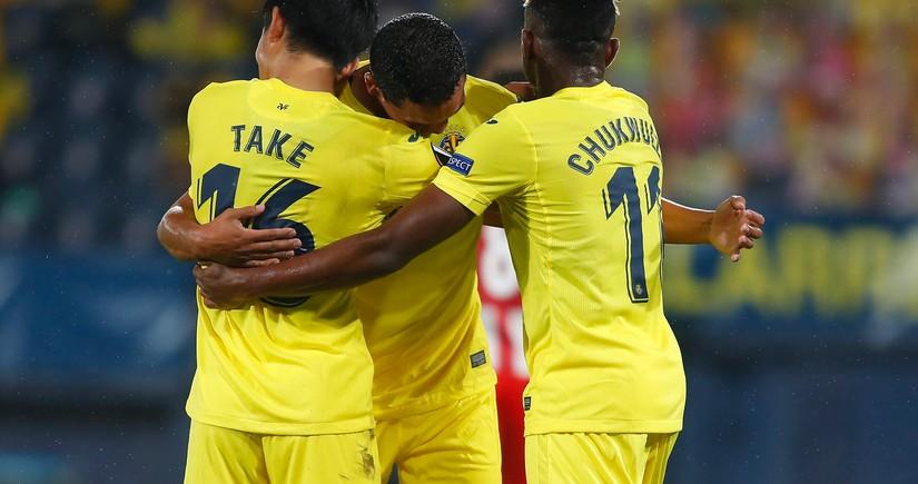 Vilyarrealın futbolçuları Qarabağla oyundan danışdılar