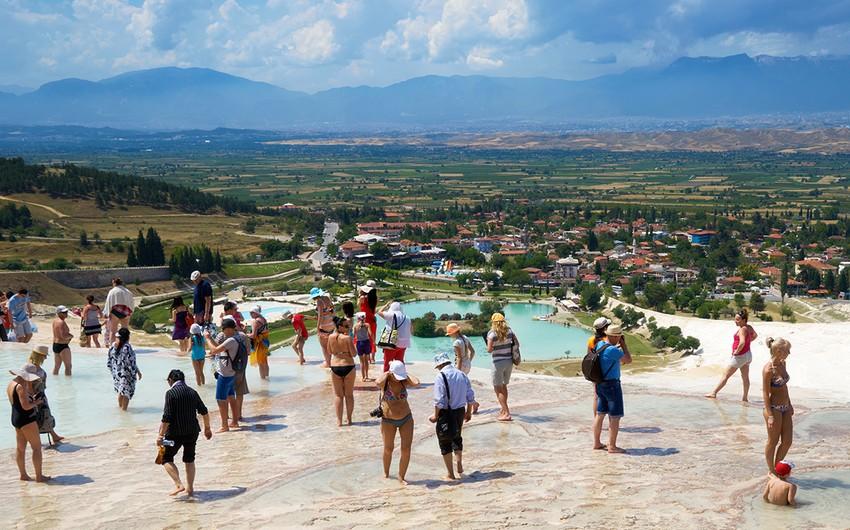 Türkiyə bu il turist axınını70 %-dək artacağını gözləyir