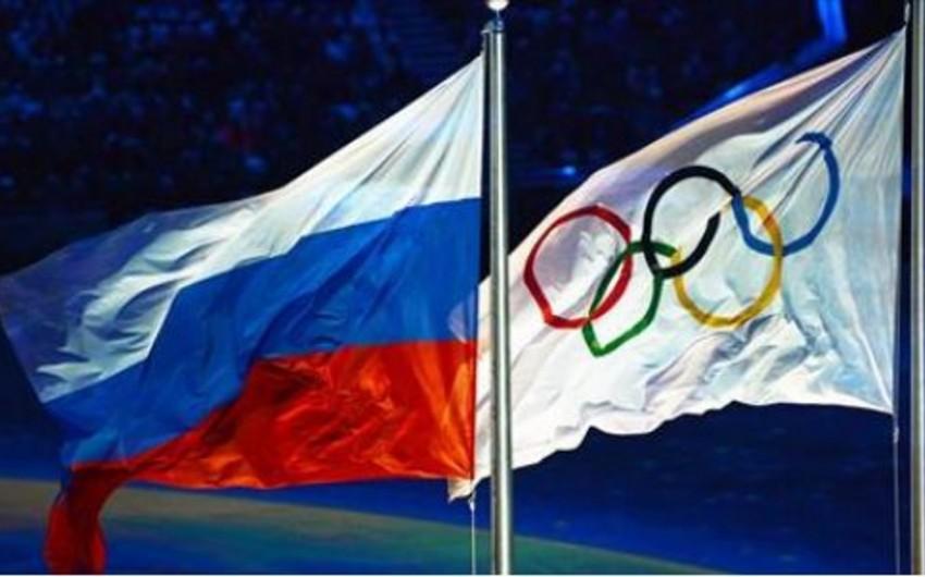 KİV: Rusiyanın Beynəlxalq Olimpiya Komitəsinə üzvlüyü bərpa edilib