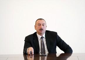 İlham Əliyev ictimai nəzarət mexanizmindən danışdı