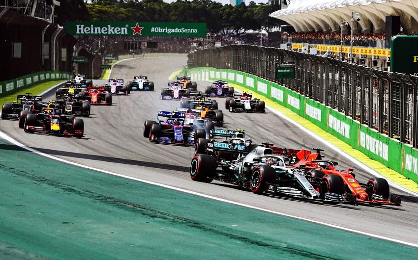 Formula 1 daha beş il Braziliyada keçiriləcək