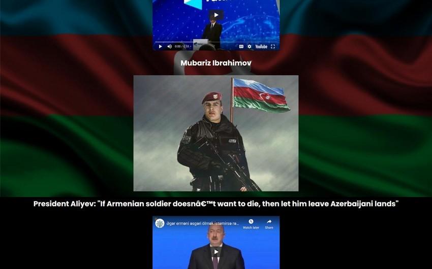 Azərbaycanlı hakerlər daha 30-ya yaxın erməni saytını dağıdıblar