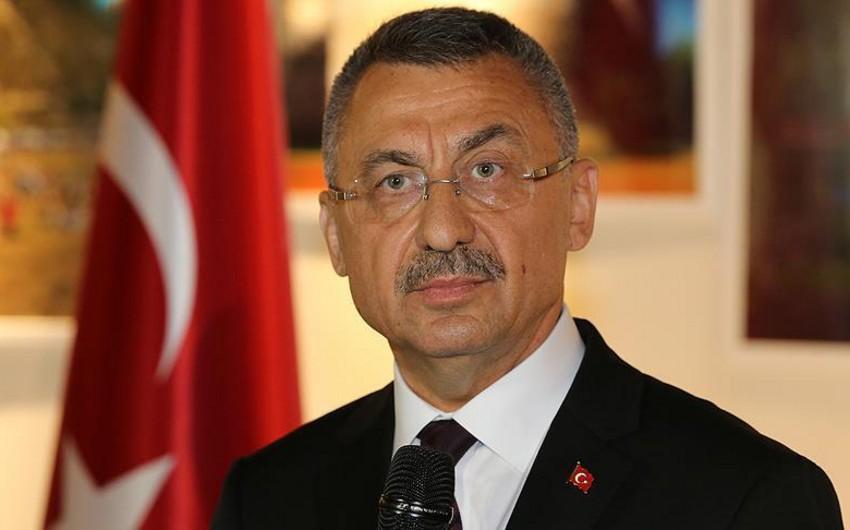 Türkiyənin Vitse-prezidenti sabah Azərbaycana səfərə gəlir