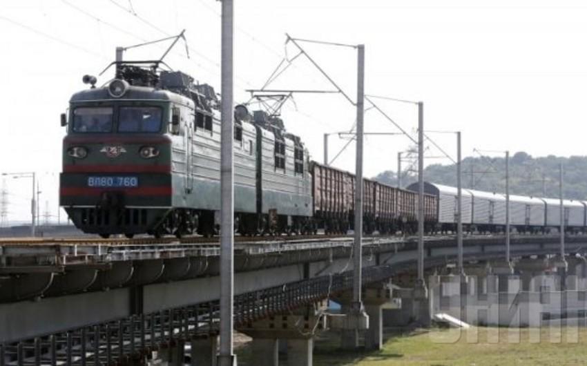 Ukrayna Azərbaycandan keçməklə Çinə alternativ tranzit marşrutunu işə salır
