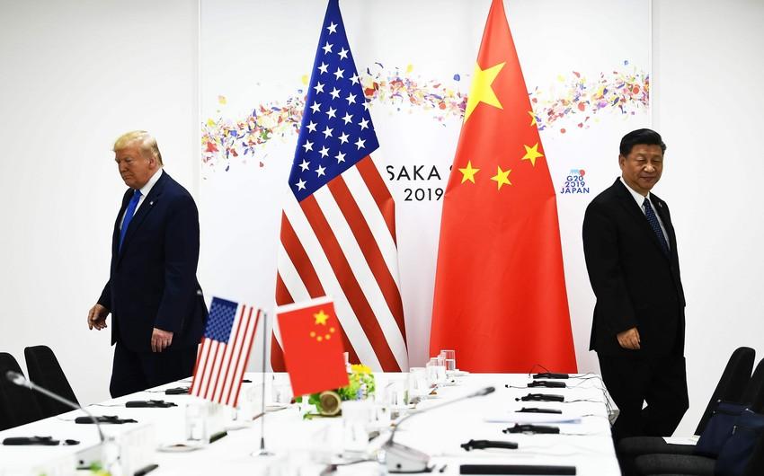 ABŞ və Çin ticarət razılaşmasının ikinci mərhələsi üzrə danışıqlara başlayıb