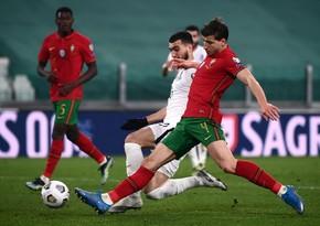 DÇ-2022: Azərbaycan və Portuqaliya yığmalarının start heyəti açıqlanıb