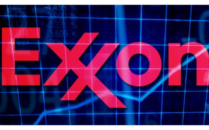ExxonMobilin xalis mənfəəti ötən il 51% azalıb