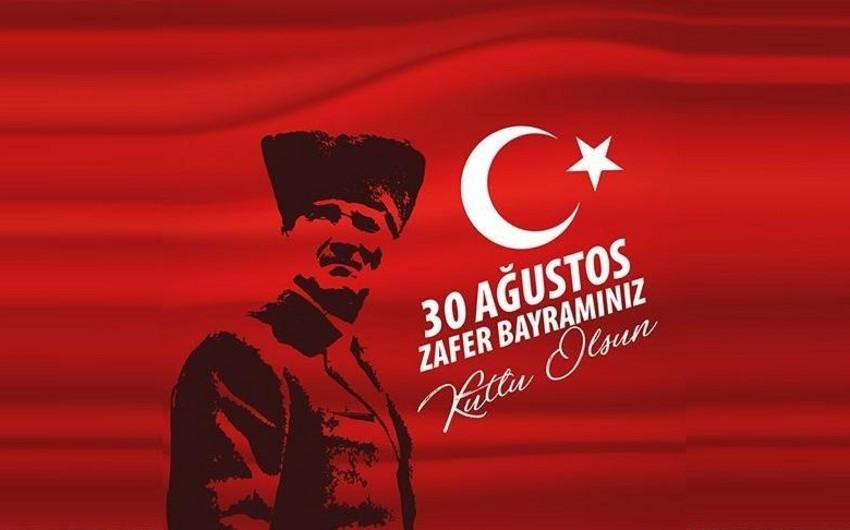Türkiyədə Zəfər Bayramı günüdür