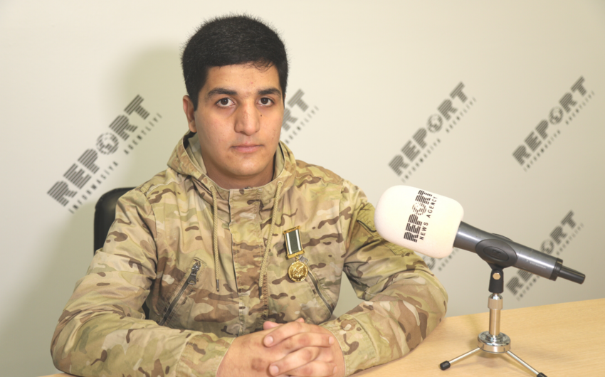 Сотрудник Report: Мы были первыми, кто встретил войну