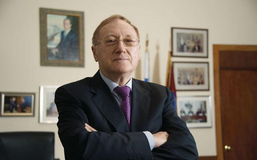 Rusiya Diplomatik Akademiyasının rektoru: Hər il Azərbaycandan 15 gənc diplomat qəbul edirik