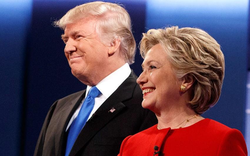 Donald Tramp Hillari Klintonla 2020-ci il prezident seçkilərində yenidən üz-üzə gəlmək arzusundadır
