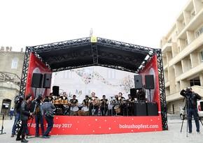 В Баку стартовал Бакинский шопинг-фестиваль
