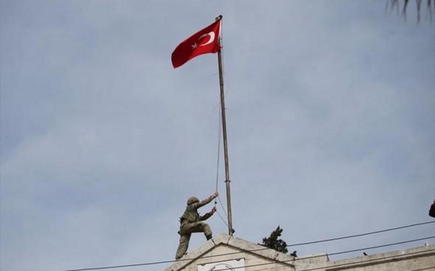 Türkiyə qoşunları və Suriyanın müxalifət dəstələri Afrini terrorçulardan təmizləyib