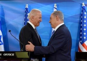 Biden, Netanyahu discuss recent escalations in Israel