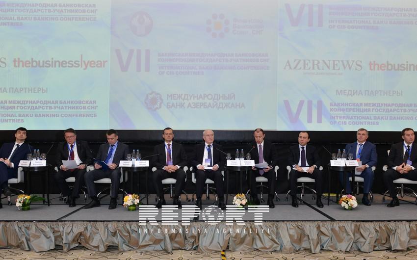 Bakıda keçirilən MDB-nin Beynəlxalq Bank Konfransı başa çatıb