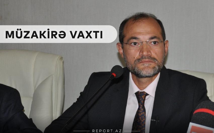 """""""Müzakirə vaxtı"""": Razi Nurullayev partiya üzvlərinin sayını açıqladı"""