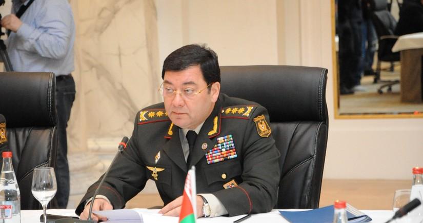 Müdafiə Nazirliyi: Nəcməddin Sadıkov Azərbaycan Ordusundan ehtiyata buraxılıb