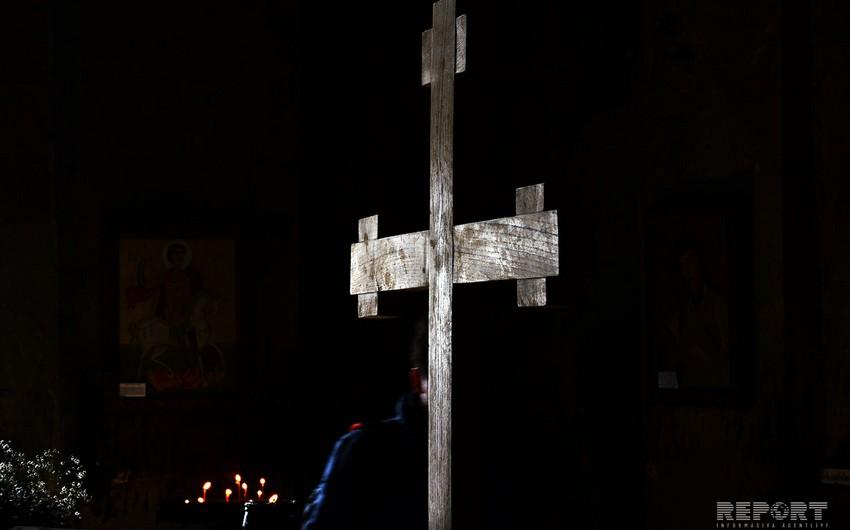 Memory of early Christianity- Jvari Monastery-PHOTOS