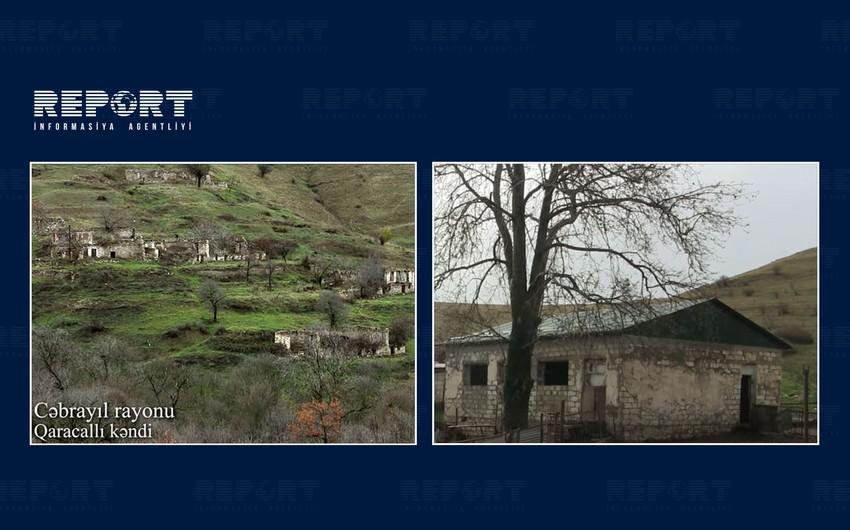 Recordings from liberated Garajalli village of Jabrayil