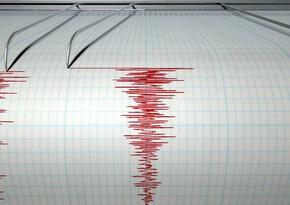 В Китае произошло землетрясение магнитудой 6,9