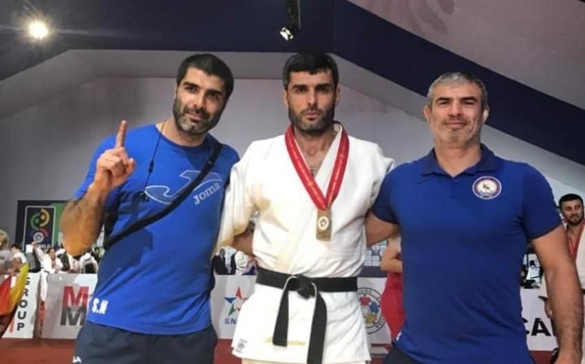 Азербайджанские дзюдоисты завоевали 7 медалей на чемпионате мира среди ветеранов - ФОТО