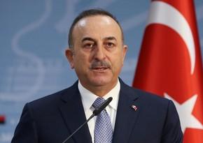 """Çavuşoğlu: """"Azərbaycan təkbaşına öz ərazilərini azad edə bilər"""""""