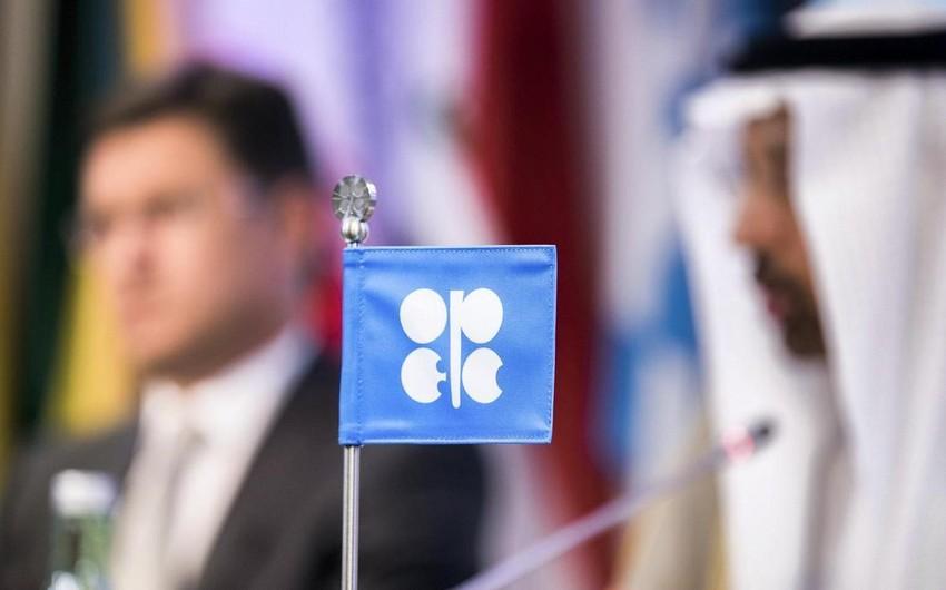 OPEC ölkələri öhdəliyi 75% yerinə yetirib