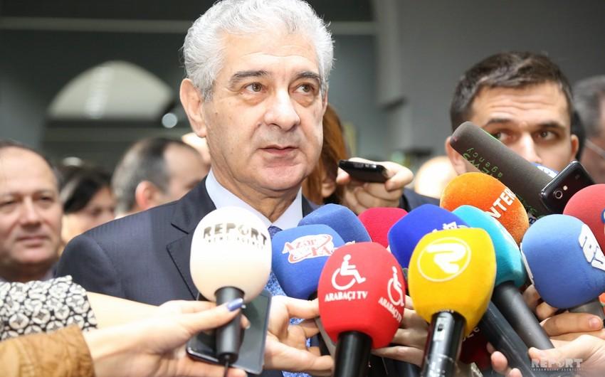 Əli Əhmədov: Türkiyə Azərbaycanın bütün problemlərinin çözülməsinə həssaslıqla yanaşır