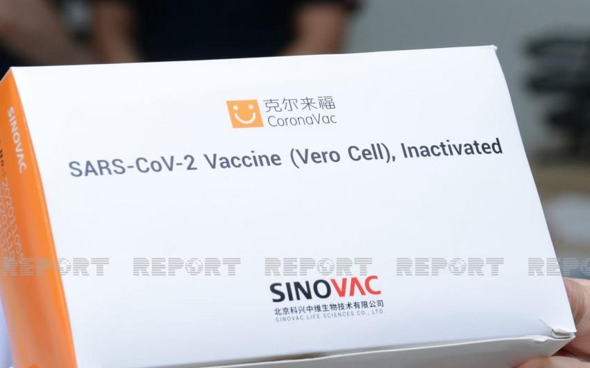 Koronavirus vaksini Azərbaycana mərhələli şəkildə gətiriləcək