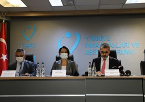 Türkiyənin İnsan Hüquqları Qurumu Ermənistanın törətdiyi cinayətlərlə bağlı hesabat hazırlayıb
