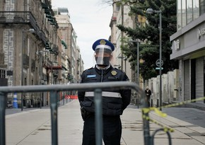 Meksikada avtofurqonda 9 nəfərin meyiti tapılıb