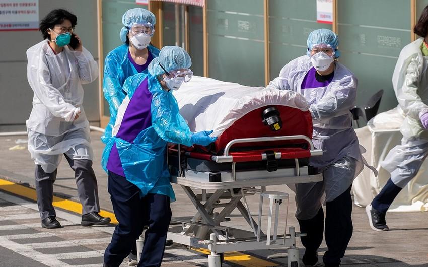 Koronavirusdan ölənlərin sayı 9 000-i ötdü