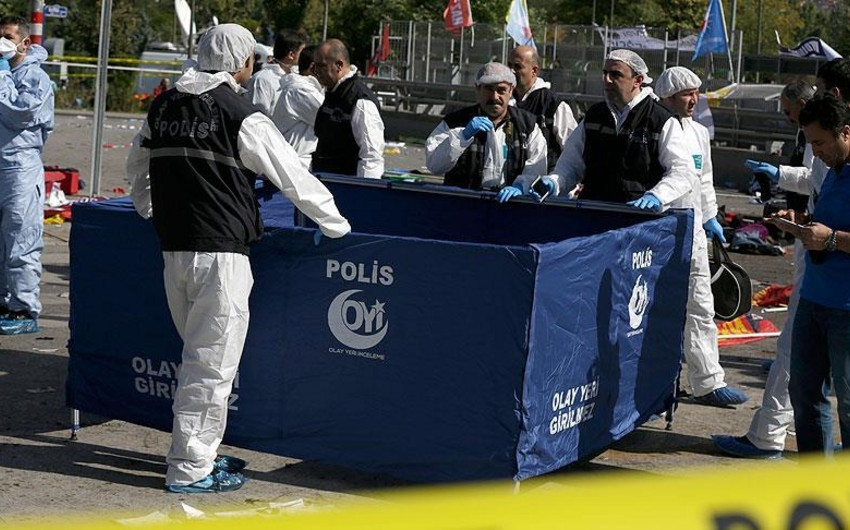 11 more suspects detained over Ankara bombings