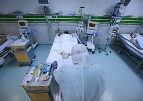 Глава TƏBİB: 59 пациентов подключены к аппаратам ИВЛ