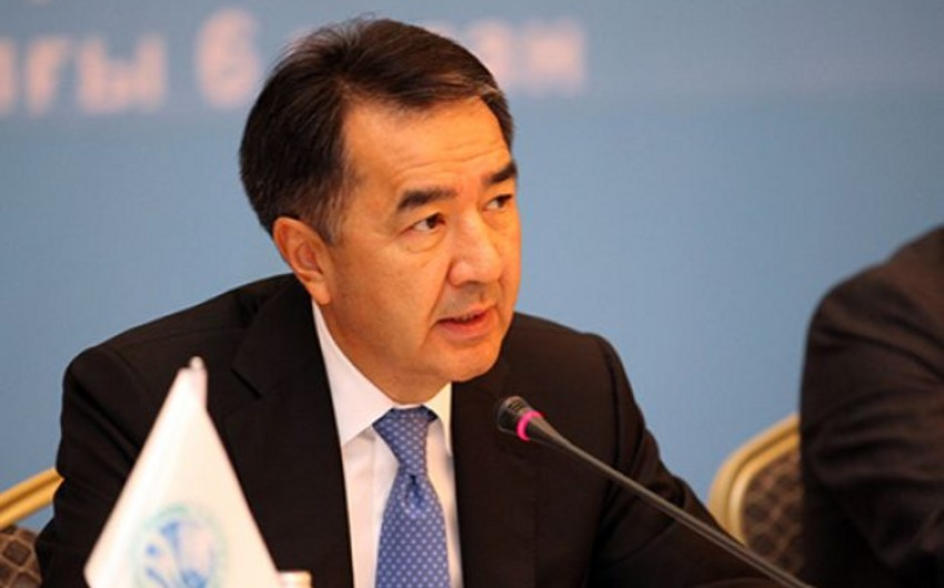 Qazaxıstanın yeni baş naziri təyin olunub